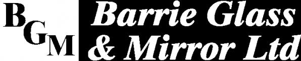 Logo for Barrie Glass & Mirror Ltd